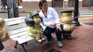Personagem argentina, Mafalda completa 55 anos e continua atual