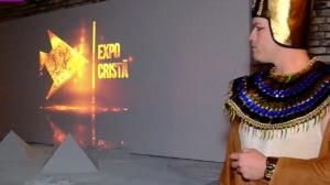 Mais de 100 mil pessoas são esperadas para a Expo Cristã