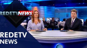 Assista à íntegra do RedeTV News de 21 de outubro de 2019