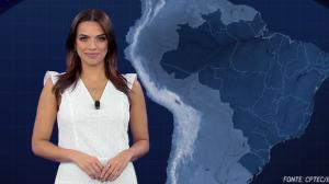 Previsão do Tempo - São Paulo terá final de semana de muito sol
