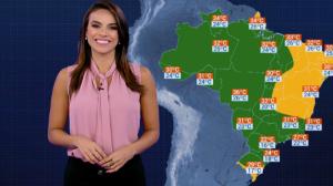 Previsão do Tempo - Curitiba terá tempo encoberto e com chuva no sábado (9)