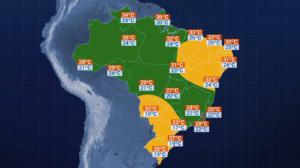 Previsão do Tempo - Fortaleza terá máxima de 33 graus no sábado (16)