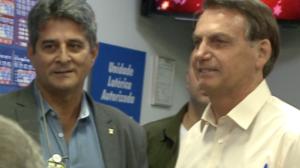 Bolsonaro faz apostas da Mega-Sena da Virada