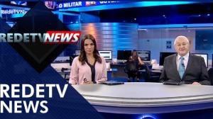 Assista à íntegra do RedeTV News de 10 de janeiro de 2020