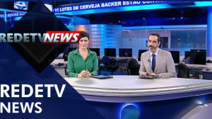 Assista à íntegra do RedeTV News de 18 de janeiro de 2020