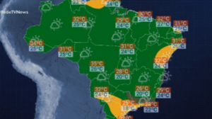 Sol perde força e temperatura deve cair na capital paulista