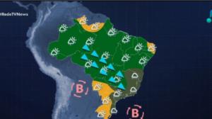 Capital paulista terá máxima de 24ºC nesta sexta-feira
