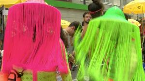 Blocos de Carnaval arrastam multidão em Belo Horizonte
