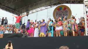 Sargento Pimenta leva 340 mil foliões às ruas do Rio de Janeiro