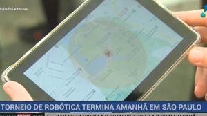Torneio de robótica é realizado em São Paulo