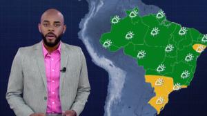 Sexta será sem chuva em São Paulo
