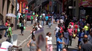 Comércio popular sente impacto por coronavírus em SP