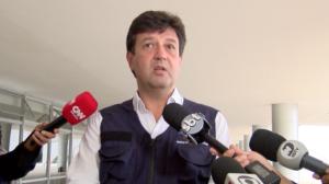 Bolsonaro fez videoconferência com governadores sobre novo coronavírus