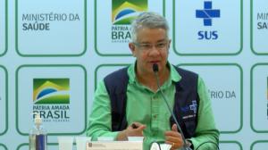 Ministério da Saúde registra 46 mortes e 2.201 casos de Covid-19 no Brasil
