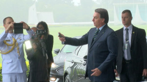 Bolsonaro participa de reunião com líderes do G20