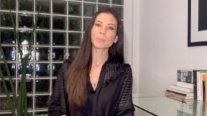 """Protestos por Floyd podem chegar ao Brasil"", diz Amanda Klein"