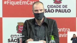 Prefeito de São Paulo, Bruno Covas, testa positivo para a Covid-19
