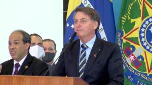 Presidente Jair Bolsonaro participa do lançamento do Plano Safra