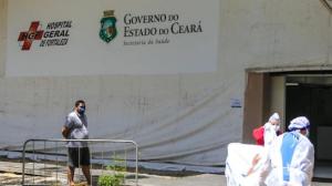 Ceará registra queda na taxa de contaminação da Covid-19