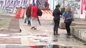 Chuva intensa causa deslizamentos e alagamentos em São Paulo