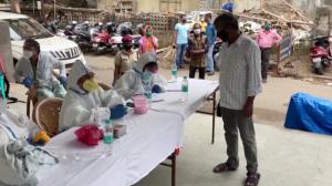 Índia bate recorde diário de infecções por Covid-19