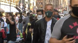São Paulo não registra nenhuma multa pelo não uso da máscara de proteção
