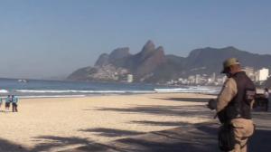 Rio de Janeiro intensifica a fiscalização de máscaras