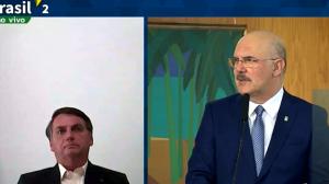 Milton Ribeiro toma posse como ministro da Educação