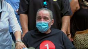 Idoso vence a Covid-19 após 128 dias hospitalizado nos EUA