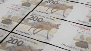 Banco Central apresenta a nova nota de R$ 200 e cédula já pode circular