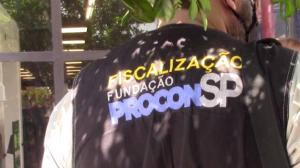 Procon fiscaliza preço dos alimentos da cesta básica em São Paulo