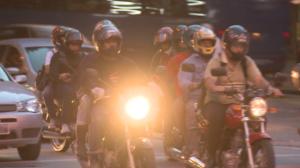 Governo de São Paulo lança programa de segurança para Motofretista