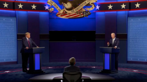 Trump diz que não participará de debate virtual com Biden