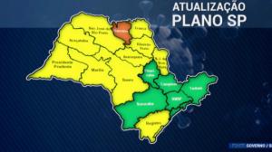 Grande SP e mais 5 regiões entram na fase verde do plano de flexibilização