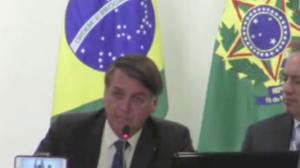 """""""Problemas causados pela pandemia foram superdimensionados"""", diz Bolsonaro"""