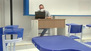 Professores se reinventam durante a pandemia da Covid-19