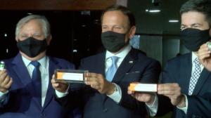 Após polêmica, Doria pede que Bolsonaro não desautorize o ministro Pazuello
