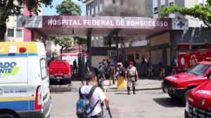 Após incêndio, Hospital de Bonsucesso vai fechar as portas no Rio
