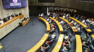 Renovação no legislativo paulista foi parecido com eleição passada