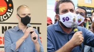 Eleições SP: Veja a agenda de Bruno Covas e Guilherme Boulos