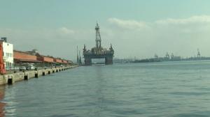 Carro cai na baía de Guanabara e mata quatro pessoas