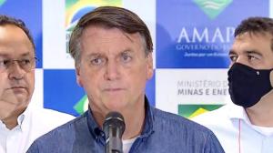 Bolsonaro anuncia no Amapá pagamento de energia retroativo a 30 dias