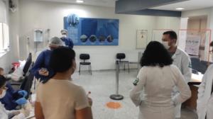 Estudo alerta para aumento da Covid-19 em hospitais