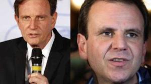 Eleições 2020: Crivella e Paes disputam segundo turno
