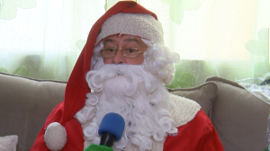 Pandemia muda trabalho do Papai Noel no natal