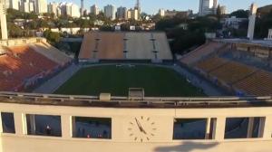 Antes de reforma, Pacaembu recebe exposição de arte em São Paulo