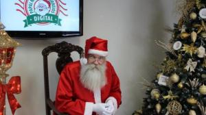 Cartinhas para o Papai Noel dos Correios vão ser digital este ano