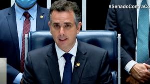 Rodrigo Pacheco quer priorizar pautas de economia