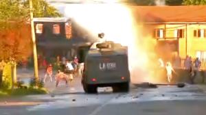 Violência policial causa protestos no Chile