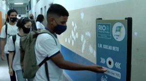 Voltam as aulas nas escola municipais e estaduais no Rio de Janeiro